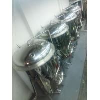 Wholesale 30L - 5000L Beer Brewing Equipment , Double Head Home Brewing Equipment from china suppliers