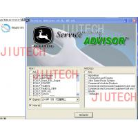 Wholesale Service Advisor Keygen John Deere Scanner , AG CCE CF Software for v4.0 software active from china suppliers