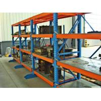 Wholesale Standard Blue Orange Manual Handling Long Span Racking For Equipment / Tools from china suppliers