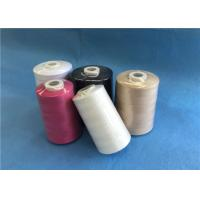 Wholesale 40s/2 Colorful 100 Spun Polyester Thread Sewing Threads For Shoe / Cloth from china suppliers