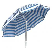 Wholesale Beach umbrella on sale by batch made of PVC and steel  ,which can be painted from china suppliers