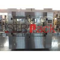 Wholesale Shampoo filling and capping machine for bottles used  food pharmaceutics cosmetics from china suppliers