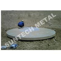 Buy cheap N04400 Monel 400 Nickel Clad Tubesheet for Anti-corrosion from wholesalers