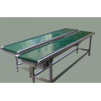 Wholesale 1mm 2mm 3mm 4mm 5mm 6mm 7mm 8mm PVC conveyor green belt /light conveyor belt from china suppliers
