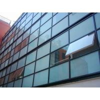 Quality Colored Low Emissivity Coated Glass, Architectural Solar Reflective Glass for sale