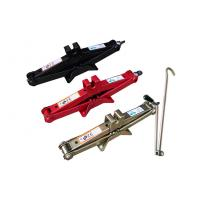 Wholesale High Performance Manual Hydraulic Car Jack 1.5 Ton Scissor Jacks from china suppliers