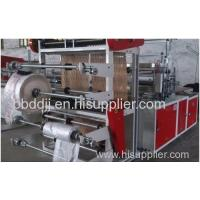 Buy cheap Heat-sealing & Cold-cutting Bag Making machine from wholesalers