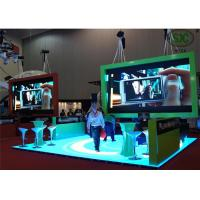 Wholesale Led Outdoor Display Board / Outdoor Led Display Rental 40000 Pixel Density from china suppliers