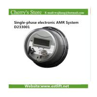 Wholesale electricity meter Single-phase electronic AMR System D233001 from china suppliers