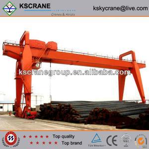 Quality scrap handling gantry crane for sale