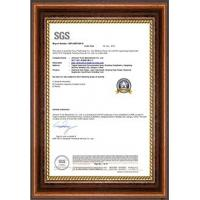 Johnson Tools Manufactory Co.,Ltd Certifications