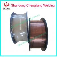 Buy cheap ER70S-6 CO2 Welding Wire 0.8mm 15KG from wholesalers