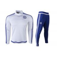 Wholesale Youth Football Tracksuits Long Pant  Chelsea Crewneck Sweater from china suppliers