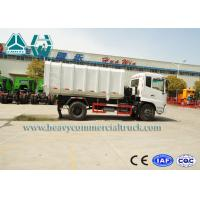 Wholesale Hydraulic Mini Garbage Compactor Trucks With Detachable Carriage Sinotruk from china suppliers