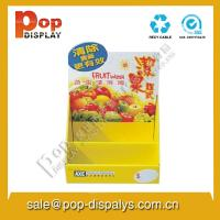 Wholesale Table Top UV Coating Counter Display Stands For Grocery Store from china suppliers