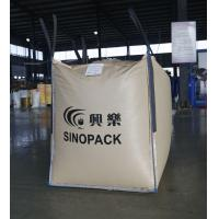 Wholesale FIBC Bulk UN Big Bag Dangerous Goods Jumbo Bag 1000kg ASTM G 154-00 from china suppliers