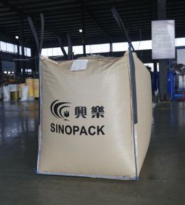 Wholesale FIBC Bulk UN Big Bag Dangerous Goods Jumbo Bag 1000kg ASTM G 154-00 from china suppliers