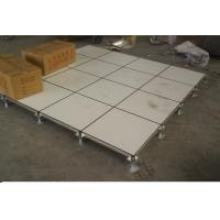 Wholesale FS450 HDG600 600 x 600 x 30mm Anti Static Raised Computer Floors A class non-combustible from china suppliers