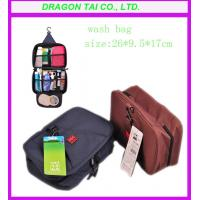 Wholesale Wash bag, hanging bath case, makeup bag from china suppliers