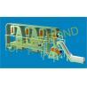 Buy cheap PLC Cigarette Production Machine , Horizontal Type Tobacco Threshing Machine from wholesalers
