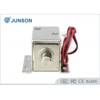 China Fine copper coils Steel housing Fail Secure Electric Cabinet Lock on sale