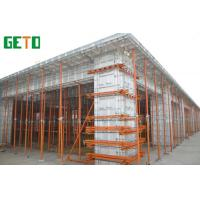 Buy cheap OEM Lightweight  Concrete  Aluminum  Formwork For  column from wholesalers