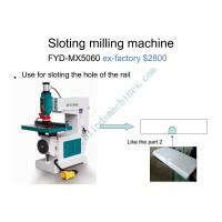 Wholesale sloting milling  machines from china suppliers