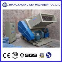 Wholesale Crushing Plastic Profile Waste Recycling Machine 600KG/H - 800KG/H from china suppliers