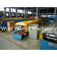 Wholesale Color Coated Steel Sheet 3 In 1 Metal Forming Machine 1 Inch Chain Drive PLC Electric Elements from china suppliers