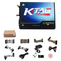 Quality Hot Sell V2.10 KTAG K-TAG ECU Programming tool Master Version Hardware 5.001 K TAG V2.10 Chip Tunning Tool for sale