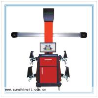 China STW4-166 wheel alignment machine for sale with CE on sale