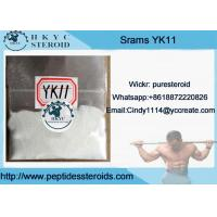 Wholesale Best Effect Sarms Steroids Raw Powder YK11 For Faster Muscle Gaining from china suppliers
