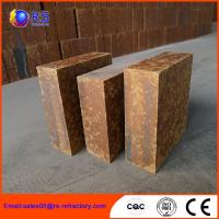 Wholesale Industrial Aluminum Silicate Fire Brick , Mullite Bricks With Good Swag Performance from china suppliers
