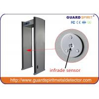 Wholesale Factories Body Scanner Multi Zone Metal Detector Walk Through With Password Management from china suppliers