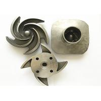 Wholesale Qualified and Favorable Titanium ANSI Process Pumps Impellers Replacement for Durco Pumps from china suppliers