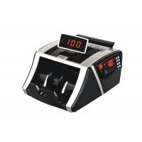 Wholesale UV / MG Portable Dollar Bill Counting Machine For Detecting Counterfeit USD Banknote from china suppliers