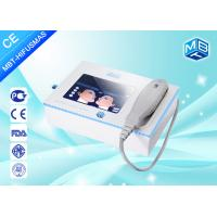 Wholesale Portable Mini Face Lift Anti-Aging Wrinkle Removal Hifu Beauty Machine from china suppliers