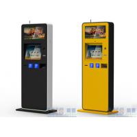 Wholesale Hospital Check In Kiosk Multi Touch Information Kiosk With Wifi / 3G / Bluetooth from china suppliers