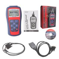 Wholesale Autel Diagnostic Tools MaxiScan MS409 OBD II/EOBD Scanner With LCD Screen from china suppliers
