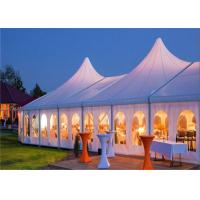 Wholesale PVC Clear Wall Marquee Outdoor Garden Party Canopy For Romantic Wedding from china suppliers