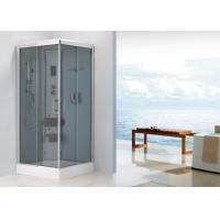 Wholesale Bathroom Designs Glass Shower Enclosures 900 X 900 With Computer Control Panel from china suppliers