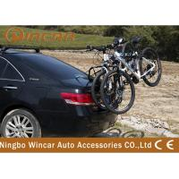 Wholesale Rear Mounted 3 Bike Steel Rear Bike Carrier for 4x4 vehicle Black Finish from china suppliers