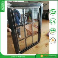 Buy cheap cheap luxury hotels steel frame windows wrought iron gill windows designs from wholesalers