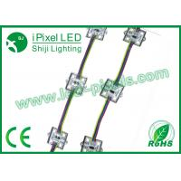 Wholesale Square Indoor Controllable LED Pixel Strip For Home Lighting 0.96W Mini Controller from china suppliers