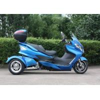 Quality Yamaha Cloned 3 Wheel Scooter 300cc , Fully Automatic 3 Wheel Motorbike With Reverse for sale