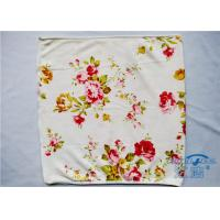 Wholesale Flower / Cartoon Printed Cleaning Microfiber Cloth Multi-Functional For Household from china suppliers