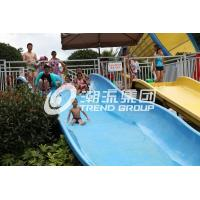 Wholesale Fiberglass Water Slides for Swimming Pool Equipment for Kids Water Play for Kids Water Park from china suppliers