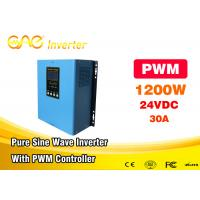Wholesale 12v 24v 48v Solar Powered Inverter Dc 110v 220v Ac Solar Power Inverter 1.2kw from china suppliers