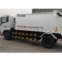 Wholesale Hydraulic System Garbage Compactor Special Purpose Vehicles , Collection Truck from china suppliers