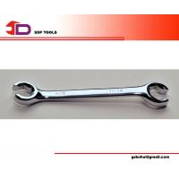 Wholesale CRV Mirror Polish Flare Nut Wrench Precision Torque Wrench with 6 × 8mm, 9 × 11mm from china suppliers